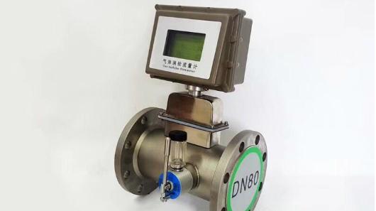 天然气涡轮流量计的应用与故障分析