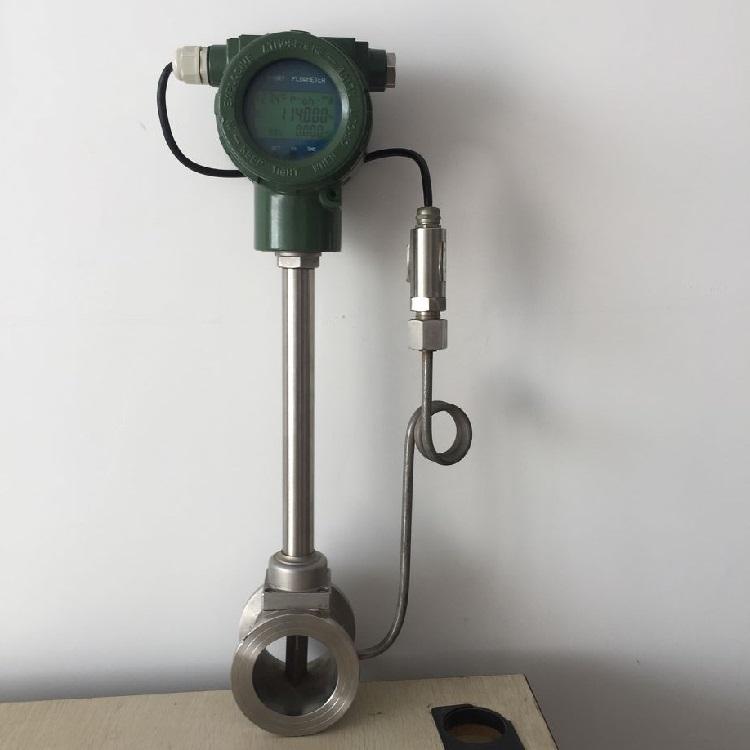 导热油热量表中的流量计应该安装在出油管还是回油管?对计量结果有什么影响