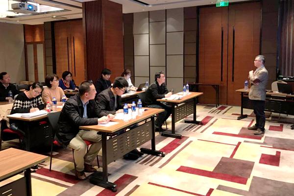 上海计量院非自动衡器型式评价技术交流会举办