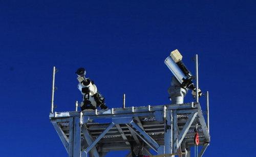 国家天文台等首次测得南极冰穹A夜间大气视宁度