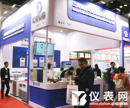上海知信全新升级产品惊艳亮相科仪展 引人们广泛关注