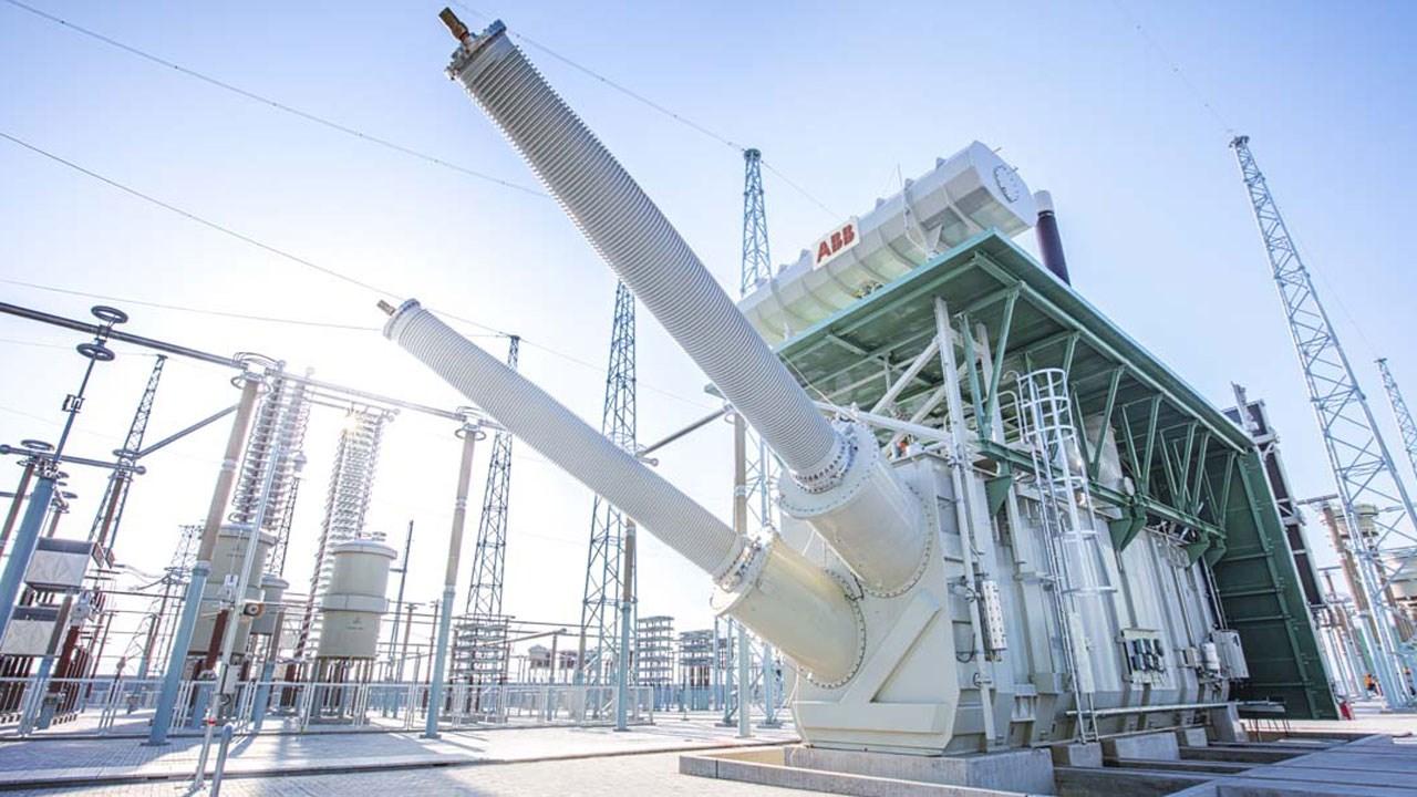 ABB積極參與陜北-武漢特高壓直流輸電工程