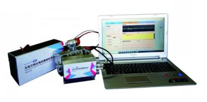 廣東珠海檢測院研發出無線式鋼絲繩漏磁檢測儀