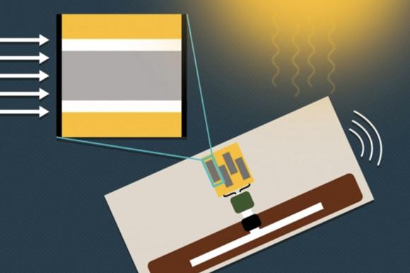 MIT開發出有光即可供電的新型低成本傳感器