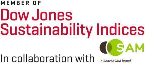 欧姆龙连续三年入选道琼斯可持续发展全球指数企业榜单