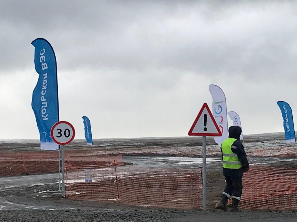 俄羅斯最大風力發電場在庫爾曼斯克開建