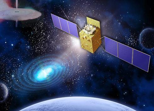 """""""慧眼""""衛星新發布一批科學成果"""