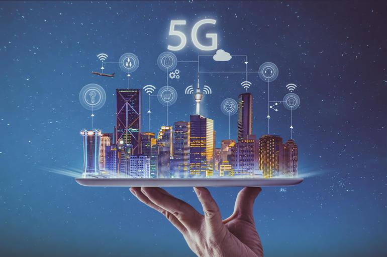 2027年全球5G基礎設施市場規模或超477億美元