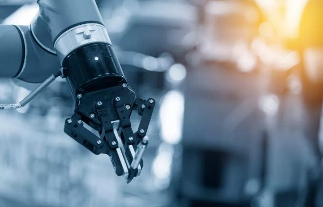 力覺傳感器讓國產工業機器人實現雙重安全保護