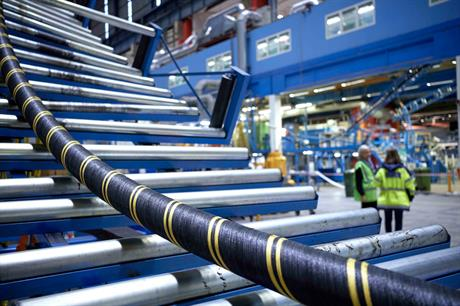 未來四年全球海上風電電纜市場規模將增長57%