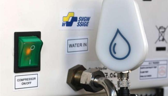 初創公司Droople開發出智能流量計 可節約用水