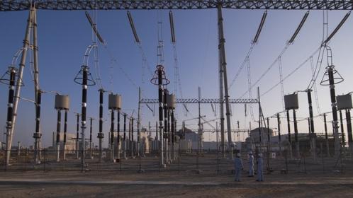 卡拉奇工程500KV倒送電成功 助力我國核電走出國