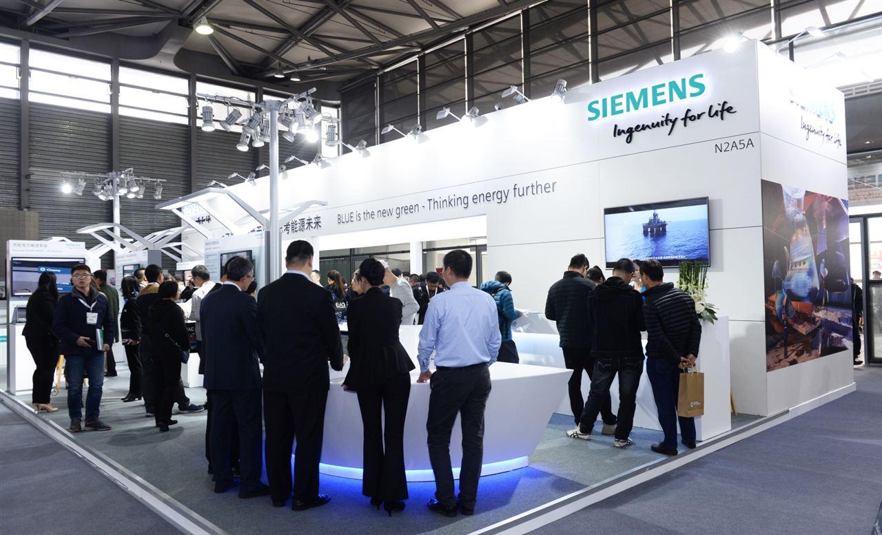 西門子全面展示船舶及海工行業的數字化和綠色未來