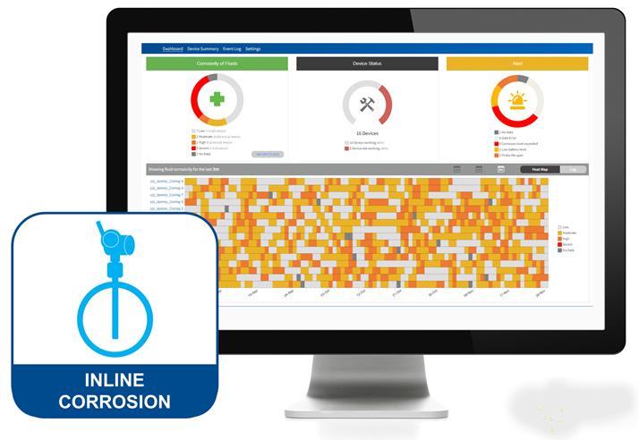 艾默生推出Plantweb™ Insight 在線腐蝕應用