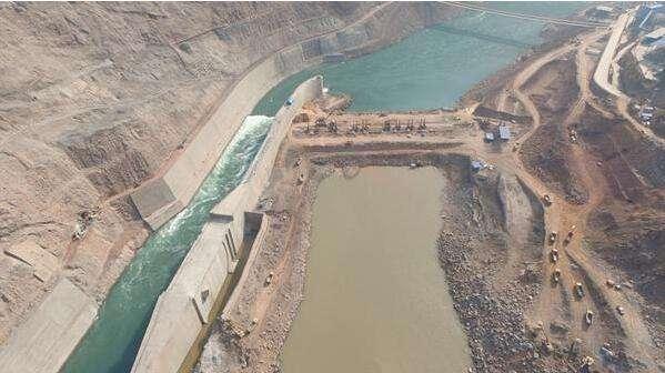 总投资74.23亿元的金沙水电站复工
