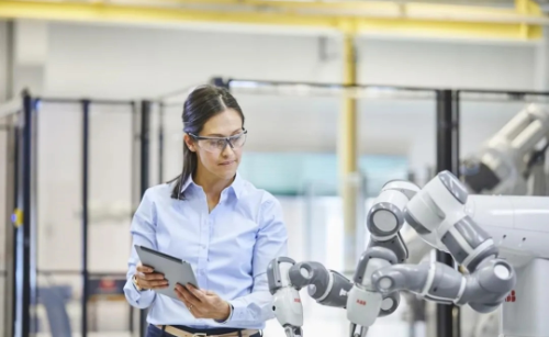 ABB机器人与离散自动化事业部公布盈利性增长战略