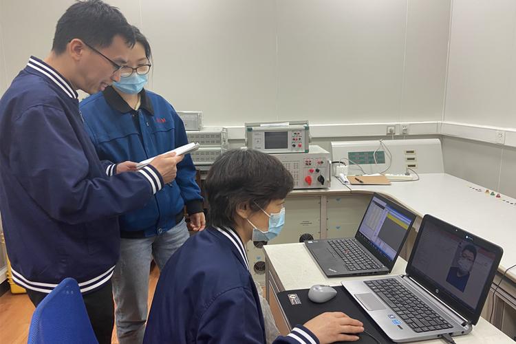 實現在線檢測技術 助力企業復工復產