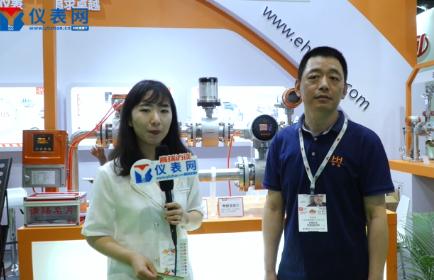 专访江苏华海测控技术有限公司销售经理万洪华