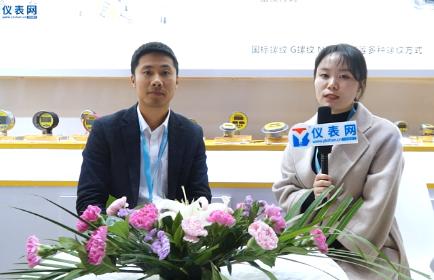 专访上海铭控传感技术有限公司销售经理邱江