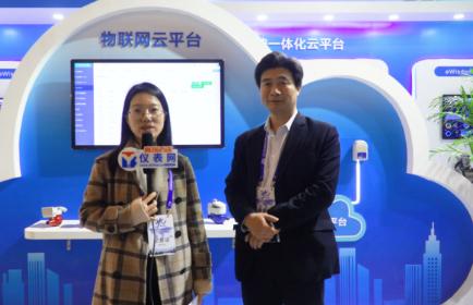 專訪湖南常德牌水表制造有限公司總工程師王湘明