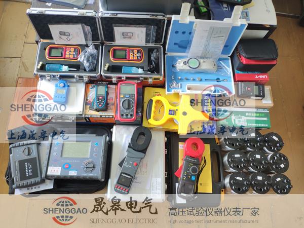 防雷装置检测专用设备_晟皋防雷检测设备