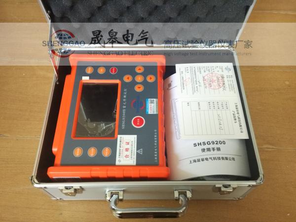 SHSG9200防雷元件测试仪使用方法