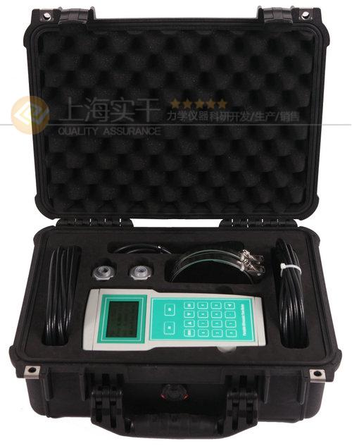 手持式测管道水流量仪