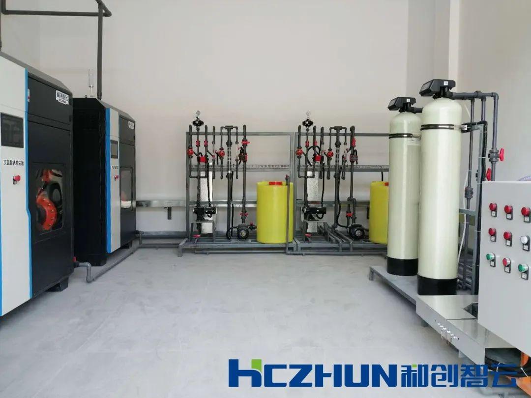 污水厂消毒次氯酸钠发生器